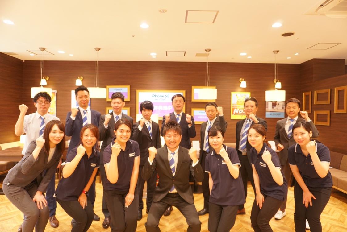 イメージ:SoftBank アスナル金山 リニューアルOPEN